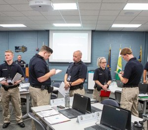 After several years where it was nearly impossible to find people willing to consider a career as a Topeka police officer, things are on the upswing. Lead recruiting officers for the Topeka Police Department credit a shift in strategies for their newfound success. (Photo/TNS)