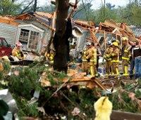 Tornadoes in Wis., Okla. leave 2 dead