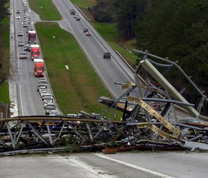 A powerful tornado that rampaged through southeast Alabama killed at least 23 people.