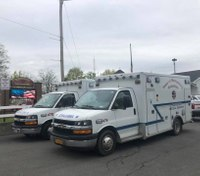 NY town establishes task force to improve ambulance service