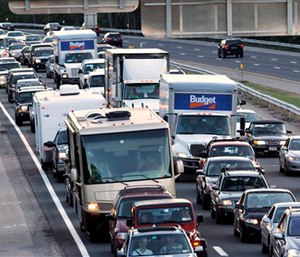 Government estimates show U.S. traffic deaths rose 8 percent for the first six months of 2015.