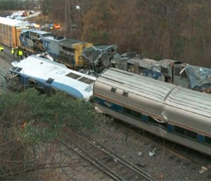 Lexington County Coroner Margaret Fisher said the two people killed were in an Amtrak train crash.