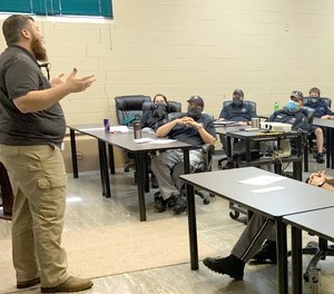 Rutherford County EMS members are receiving training for a pilot program focused on outreach to overdose patients, harm reduction and reducing stigma. (Photo/Rutherford County, Tennessee)
