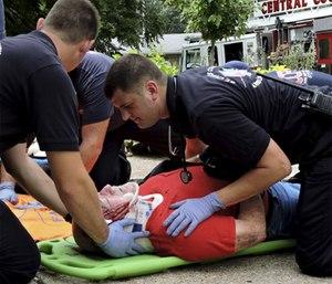 DCAP-BTLS is used to assess trauma patients.