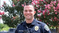 Texas police officer injured in crash with 18-wheeler has died