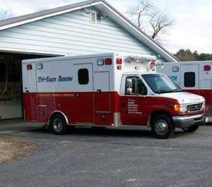Tri-Town Ambulance and Emergency Rescue in West Paris became the most recent EMS service to close in Maine this November, and officials warn more services are in danger as EMS funding problems plague the state. (Photo/Paris Maine Facebook)