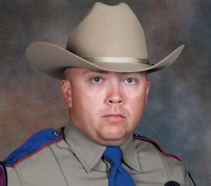 Trooper Chad Walker