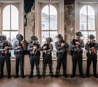 7 babies in 6 months: Photo shoot shows Ky. trooper baby boom