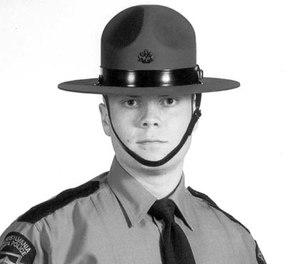 Trooper Alex T. Douglass