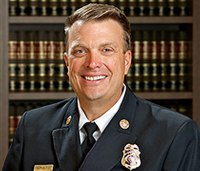 Calif. fire chief dies weeks after cancer diagnosis