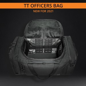 The TT Officers Bag has an MSRP of $249.00. (Courtesy photo)