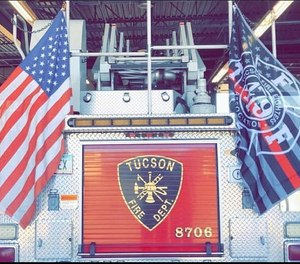 A man shot two EMTs and a Tucson firefighter in the attack.