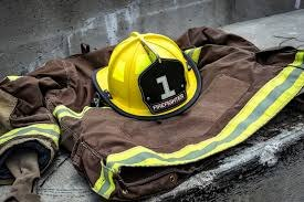 Turnout gear laying on sidewalk (Photo/Pixabay)