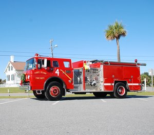 A temporary shift in leadership is on the table after Tybee Island Fire Department's chief departed last month.
