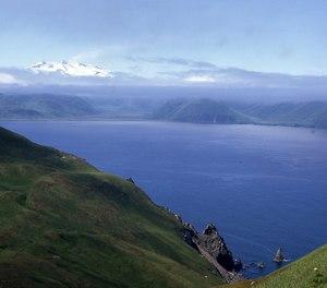 A LifeMed medevac flight made an emergency water landing in the Unalaska Bay Thursday morning, officials said.