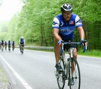 Police Unity Tour begins nearly 300-mile bike ride from 9/11 memorial