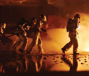 Of the 294 firefighters were asked to track their pain over a 13-month period, seventy percent of firefighters had experienced pain in their limbs and back.