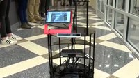 University of Alabama develops robot to help police communicate