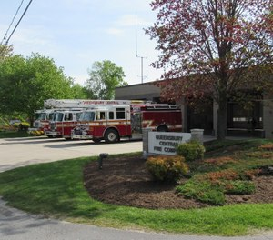 Queensbury town officials are considering an increase in volunteer firefighter and EMS provider benefits to up to $1,200 per year. The final decision would come down to a referendum vote. (Photo/Queensbury Central Volunteer Fire Company)