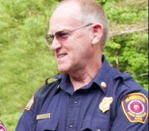 Farmington Fire Capt. Michael Bell, 68, was killed in the line of duty in an explosion on Sept. 16, 2019.