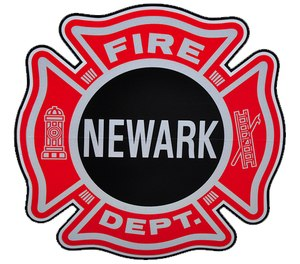 Newark firefighters rescued several trapped residents during an apartment blaze on Thursday morning. One child was hospitalized for smoke inhalation.