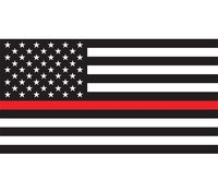 FFs fight city over removal of thin red line flag