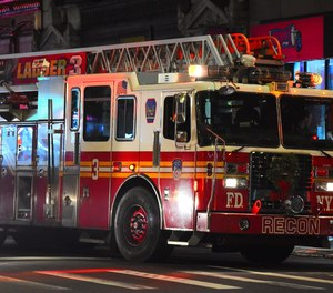 A recent poll conducted by the Uniformed Firefighters Association found that more than half of FDNY firefighters said they would not get the COVID-19 vaccine when it becomes available.