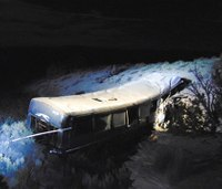 Bus crash in Utah kills 13-year-old, injures 12 others