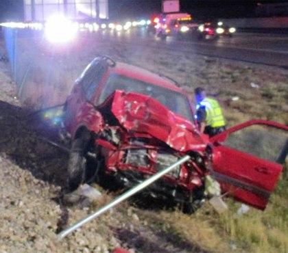Video: Utah cop pulls man from train's path in close-call rescue