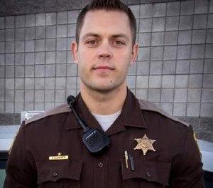 Trooper Eric Ellsworth (Photo/UHP)