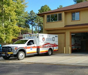 Ute Pass Regional Paramedic Services paramedics are now permitted to transport patients receiving tPA, short for tissue Plasminogen Activator.