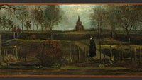 Dutch police arrest suspect in Van Gogh painting theft
