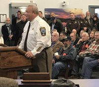 Va. sheriff will deputize residents if gun control laws pass