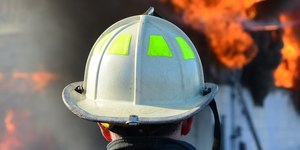 """""""Under the Helmet – Performing an Internal Size-up: A Proactive Approach to Ensuring Mental Wellness"""" brings awareness about emotional and behavioral health problem. (Photo/IAFC)"""