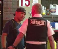 Fire dept. to medic: 'Wear bulletproof vest underneath uniform'