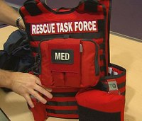 Dallas Fire-Rescue receives body armor for paramedics