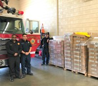 Restaurant-affiliated nonprofit donates $33K in hoses to Calif. city FD