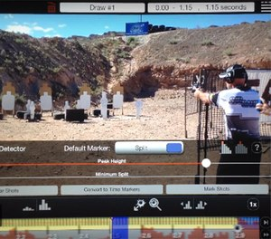 If you're ready to go beyond basic video capabilities, Max Michel – the current International Practical Shooting Confederation World Champion – has developed a better way to use video. (Photo/Courtesy)