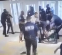 Lawsuit: NYC CO wrongfully fired for sharing video of juvenile inmate attacks in group chat