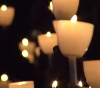 Watch: Virtual candlelight vigil honors fallen LEOs