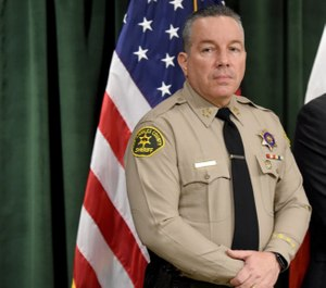 Los Angeles County Sheriff Alex Villanueva said the county will close two sheriff's stations and the department's parks bureau due to COVID-19-related budget cuts. (Photo/TNS)