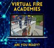 Plan Z: Virtual training with an academy class