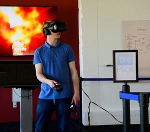 Virtual reality technology is used in a variety of fields - and researchers hope to continue its progress in pediatric paramedicine.