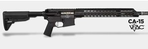 The VTAC CA-15 is very well balanced in the hand and should do well for both speed and control.