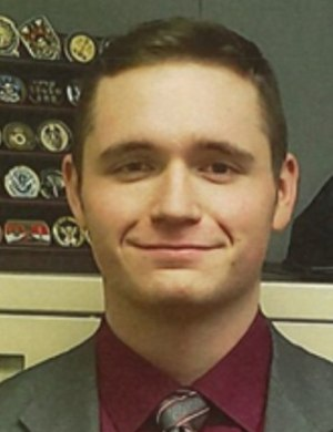 Officer Blaize Madrid-Evan died Wednesday, Sept. 15after he was shot during an encounter with an armed suspect.