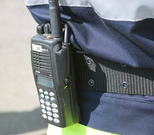 Sheriff Ed Lester and Butte-Silver Bow Fire Chief Jeff Miller say the 50-watt or 100-watt radios in police and fire vehicles work fine, but the portables needed in the field are increasingly hit-and-miss, especially inside buildings.