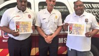Fire chief who saved crash victim: 'We should never seek hero status'