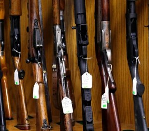 A proposed bill would allow the Washington State Patrol to destroy guns is confiscates during investigations. (Photo/TNS)