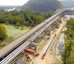 Minnesota legislators are considering a proposal to rename the Eisenhower Memorial Bridge to