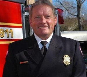 Minneapolis Fire Chief John Fruetel will retire this fall after more than 40 years with the department. (Photo/minneapolismn.gov)